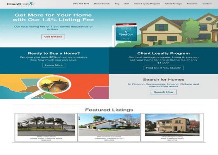 toronto website design portfolio